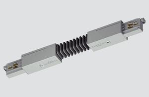 Nastavitelný kolejničkový adaptér STUCCHI, bílý, šedý, černý small 0
