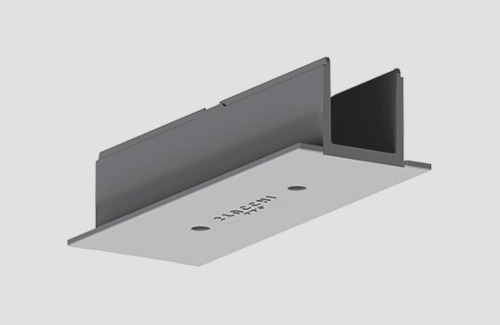 Konektor pro lištu STUCCHI, bílá, šedá, černá