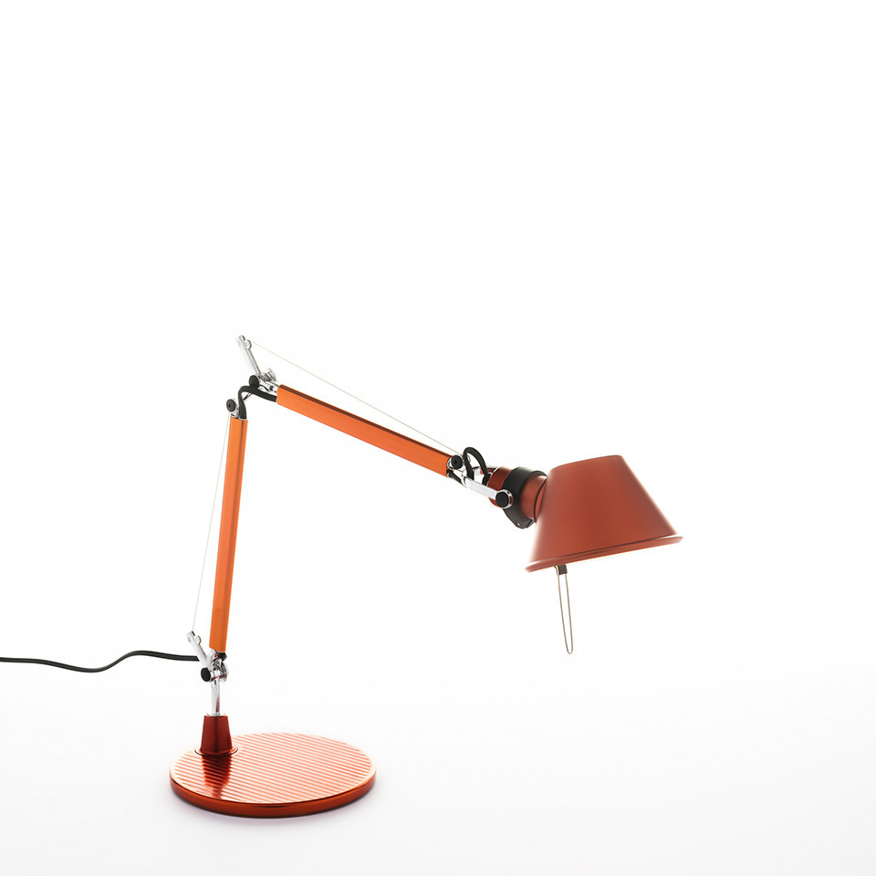 Stolní lampa Artemide Tolomeo Micro A011860