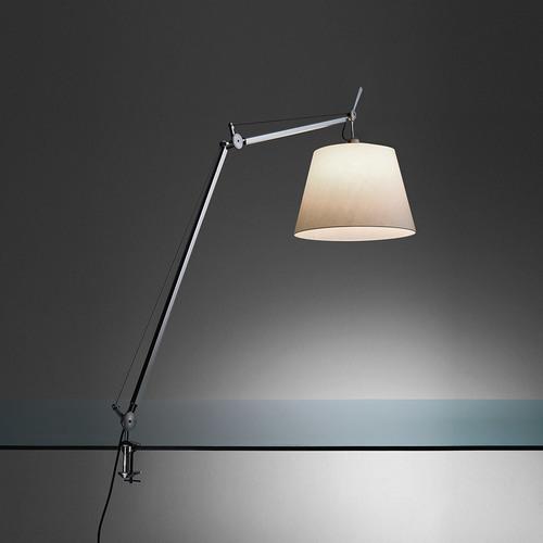Stolní lampa Artemide TOLOMEO Mega 0564010A ø32cm
