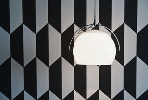 Závěsná lampa Fabbian Beluga bílá D57 5W 14cm - D57A19 01 small 0