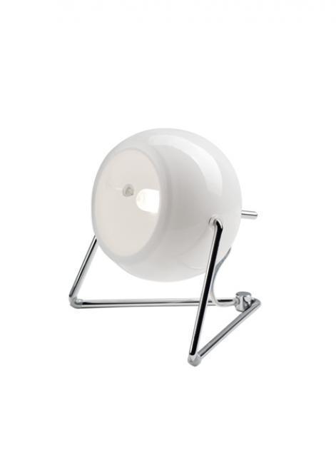 Stolní lampa FABBIAN Beluga White D57B0701