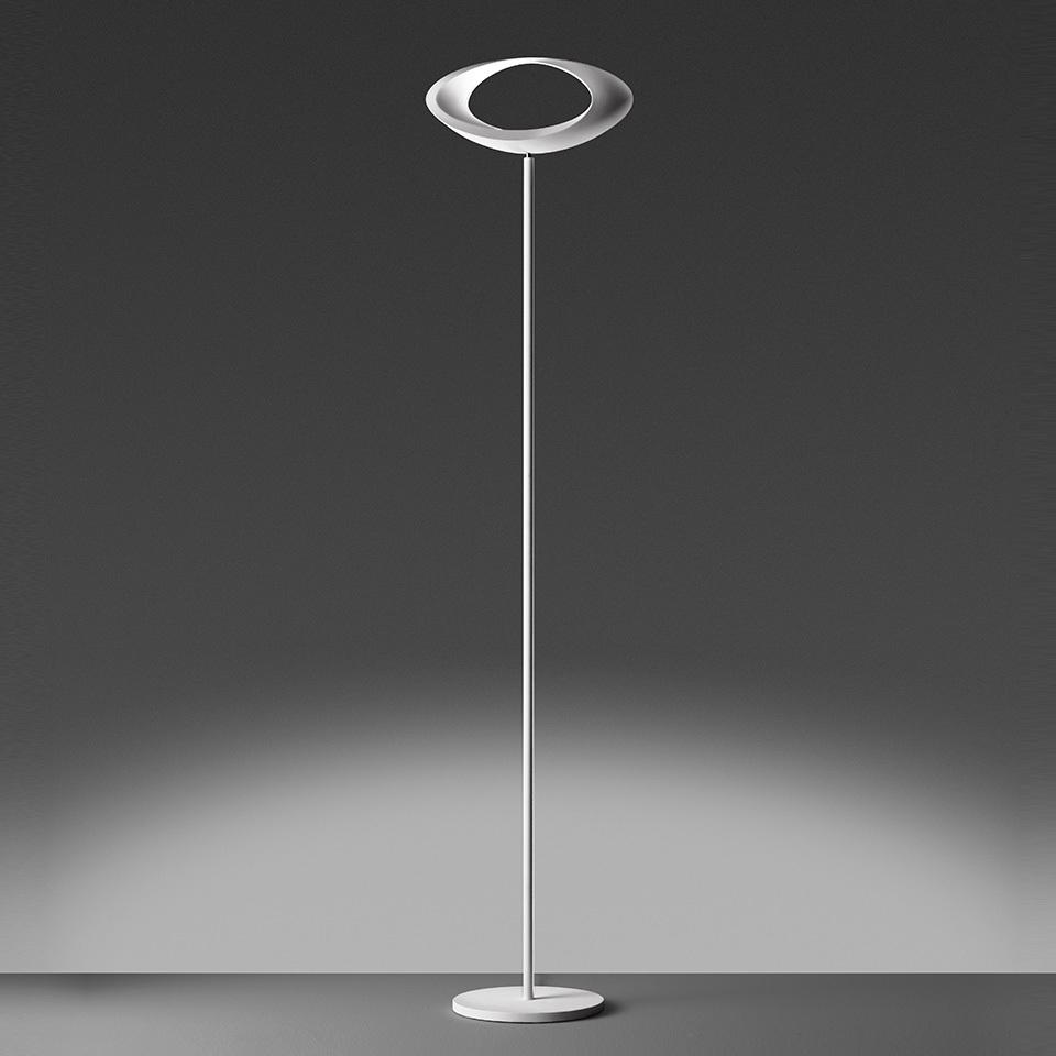 Stojací lampa Led Artemide CABILDO bílá (2700K)