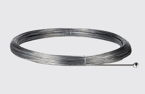 Ocelový kabel s kulovou špičkou - délka 2000 mm, průměr 1,5 mm, ocel STUCCHI