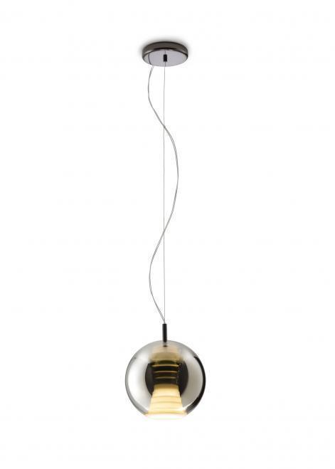 Závěsná svítilna FABBIAN Beluga Royal TYTAN D57A5134 (SMALL - 20cm)