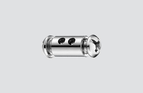 Šroubovací šroub S-9000/211, STUCCHI, mosaz