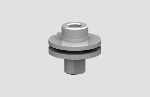 Konektor ALU M10 pro adaptéry 9009 a S-9000 / M, přípojnice STUCCHI