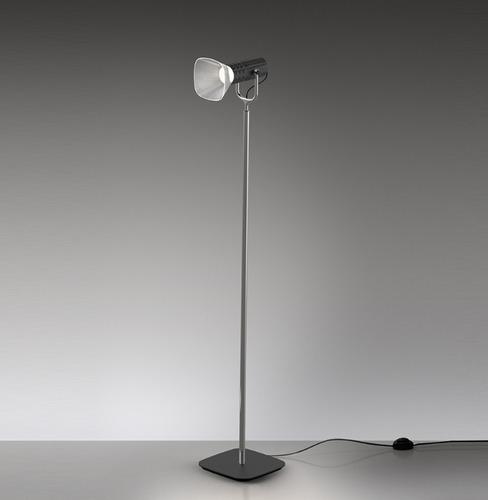 Artemide FIAMMA lampa na čtení, černá