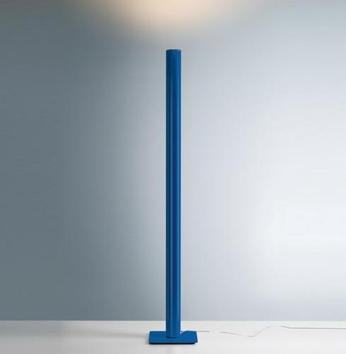 Stojací lampa Artemide ILIO modrá 3000K / 2700K