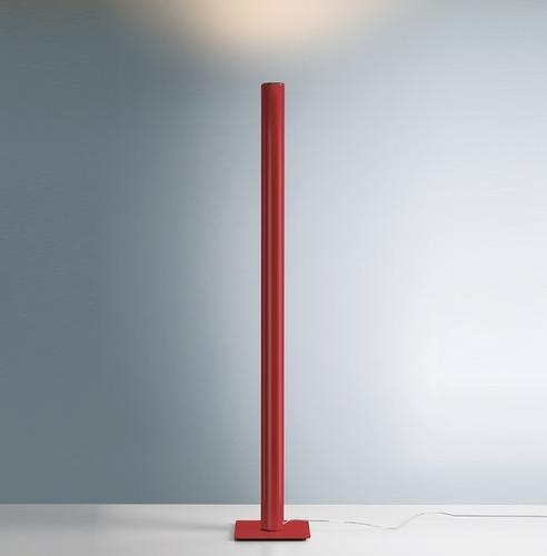 Stojací lampa Artemide ILIO červený rubín 3000K / 2700K