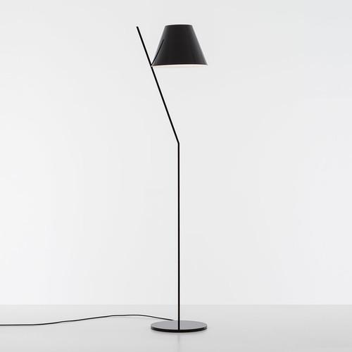 Stojací lampa LA PETITE, černá