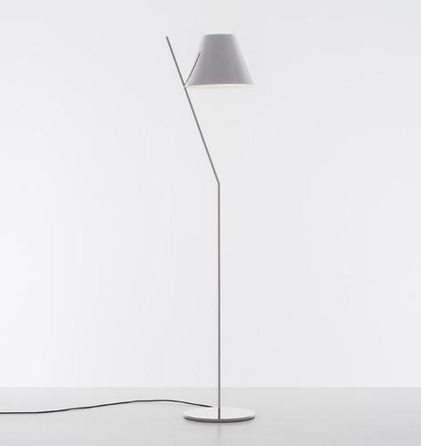 Stojací lampa Artemide LA PETITE bílá