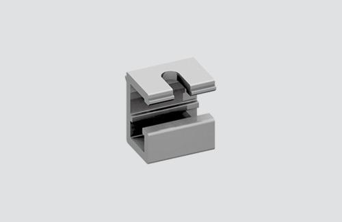 Stropní držák pro závěsy, přípojnice STUCCHI, hliník