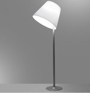 Stojací lampa Artemide MELAMPO Mega šedý hliník small 0