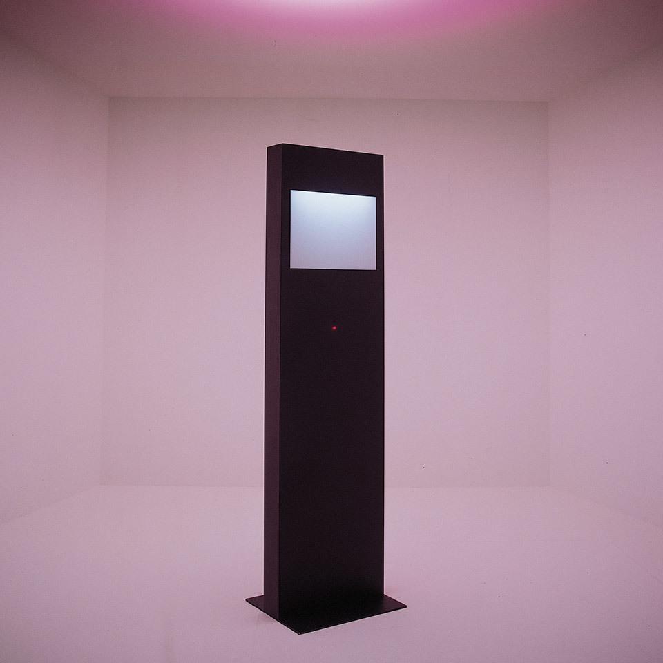 Stojací lampa Artemide PROMETEO RGBW + dálkové ovládání