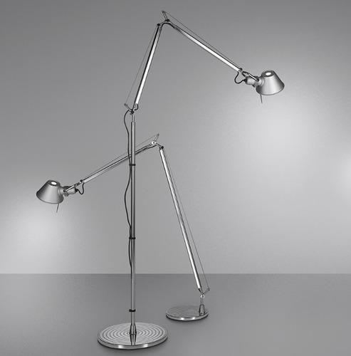 Stojací lampa Artemide LED FLOOR