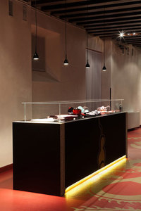 Závěsná svítilna FABBIAN Bijou CHROME D75A0515 (LARGE - 16cm) small 15
