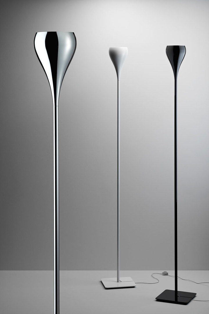 Stojací lampa FABBIAN Bijou WHITE D75C0101