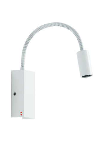 Nástěnné svítidlo FABBIAN Bijou WHITE D75D0301