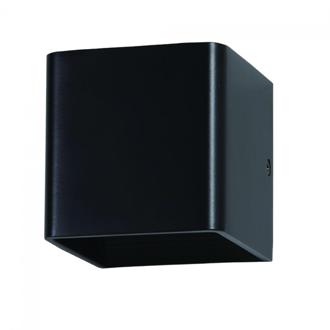 Nástěnná lampa RUFI Led Premium černá 5W