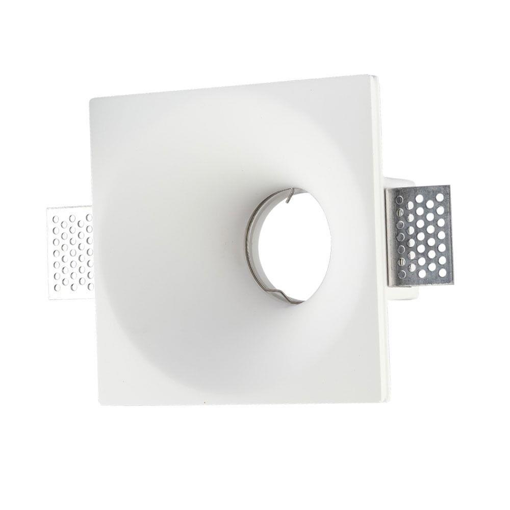 Binding Eye GIPS GU10 Zapuštěné Deep Square White
