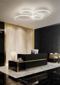 FABBIAN OLYMPIC Italská sconce / plafond F45G01 bílá small 4