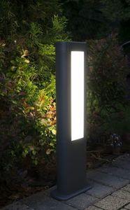 Venkovní stojací lampa EVO LED 50cm, tmavě šedá small 0
