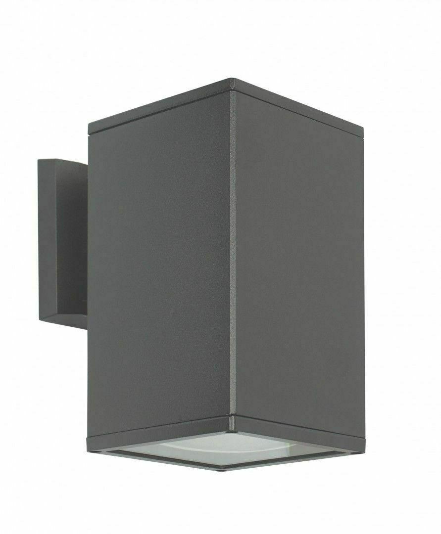 Vnější nástěnné svítidlo na fasádu ADELA 8002 DG, tmavě šedé