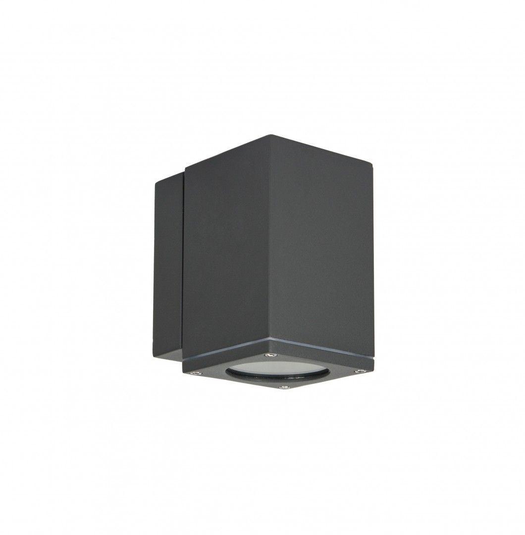 Venkovní nástěnná lampa ADELA MIDI M1459 DG, tmavě šedá