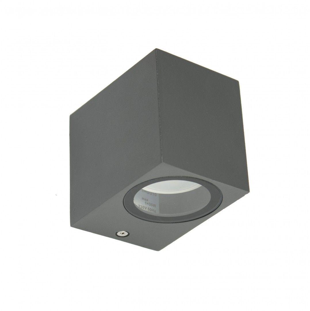 Venkovní nástěnná lampa 5001 DG, tmavě šedá