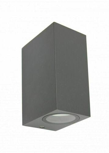 Venkovní nástěnné svítidlo MINI 5002 DG, tmavě šedé
