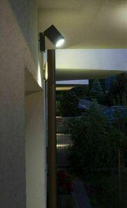 Nastavitelné venkovní nástěnné svítidlo MINI 5005 DG, tmavě šedá small 2