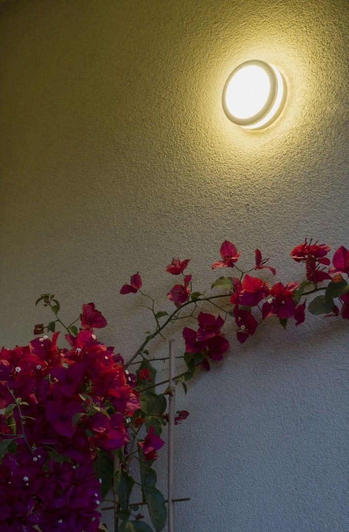 Venkovní nástěnná lampa TULA M7067