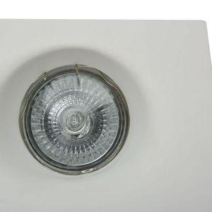 Zapuštěné stropní svítidlo Maytoni Gyps Moderní DL002-1-02-W small 2