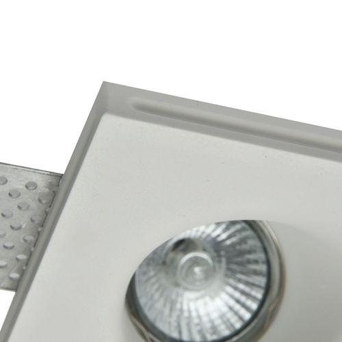 Zapuštěné stropní svítidlo Maytoni Gyps Moderní DL002-1-02-W