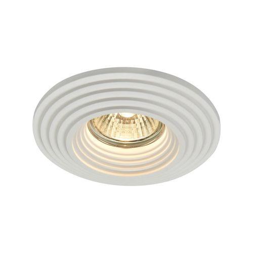 Zapuštěné stropní svítidlo Maytoni Gyps Moderní DL004-1-01-W