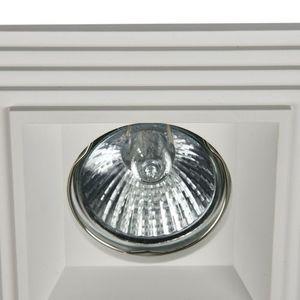 Zapuštěné stropní svítidlo Maytoni Gyps Moderní DL005-1-01-W small 0