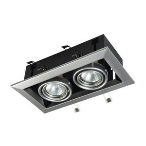 Zapuštěné stropní svítidlo Maytoni Metal Modern DL008-2-02-S small 1