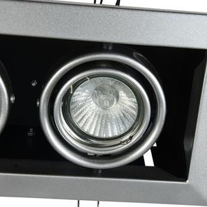 Zapuštěné stropní svítidlo Maytoni Metal Modern DL008-2-02-S small 0