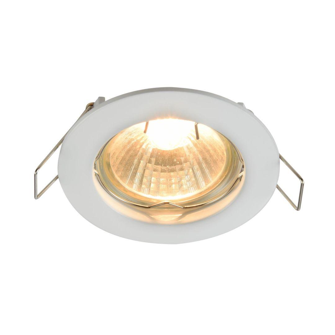 Zapuštěné stropní svítidlo Maytoni Metal Modern DL009-2-01-W