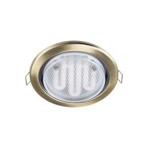 Zapuštěné stropní svítidlo Maytoni Metal Modern DL293-01-BZ small 1