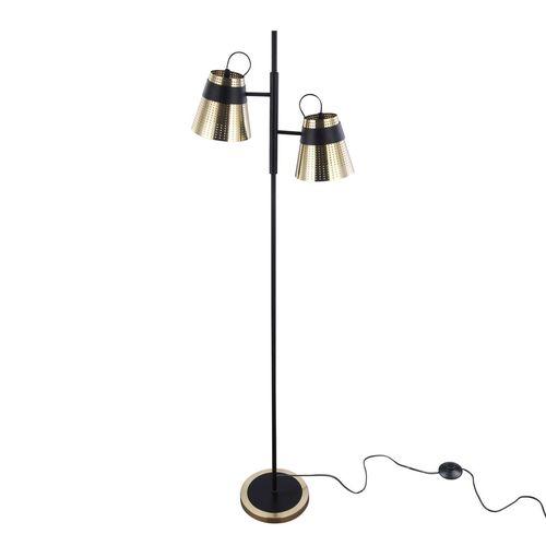 Stojací lampa Maytoni Trento MOD614FL-02BS