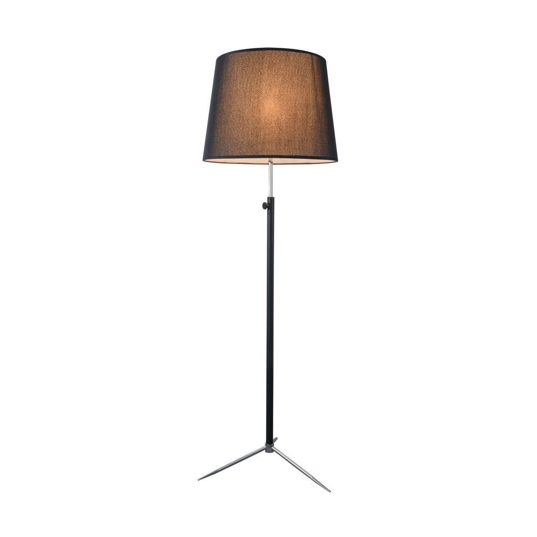 Stojací lampa Maytoni Monic MOD323-FL-01-B