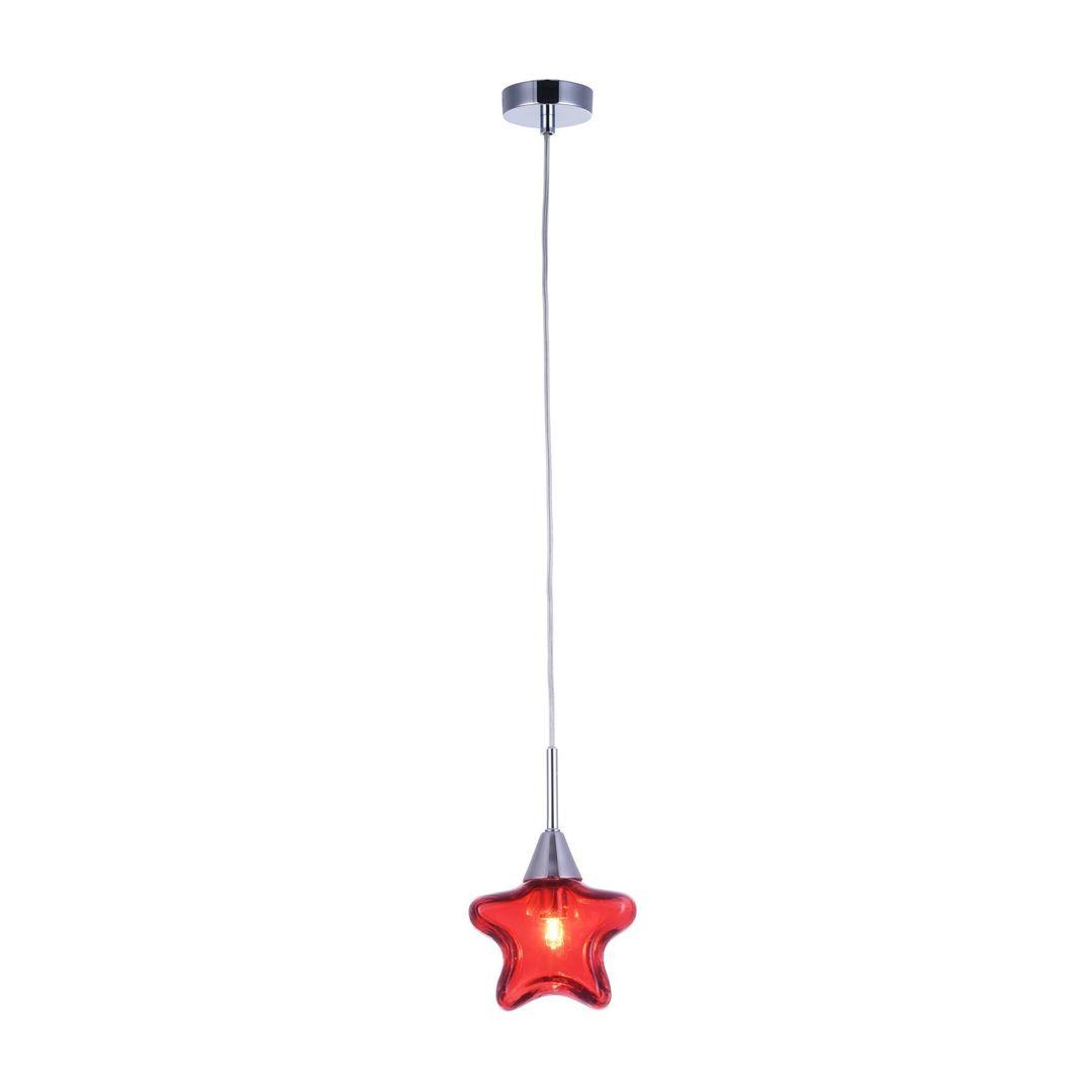 Závěsná lampa Maytoni Star MOD246-PL-01-R