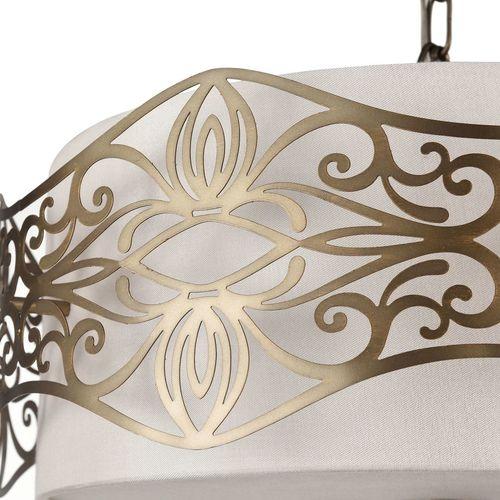 Závěsná lampa Maytoni Burgeon ARM959-PL-04-G