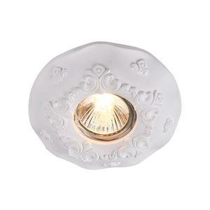 Zapuštěné stropní svítidlo Maytoni Gyps Classic DL284-1-01-W small 1