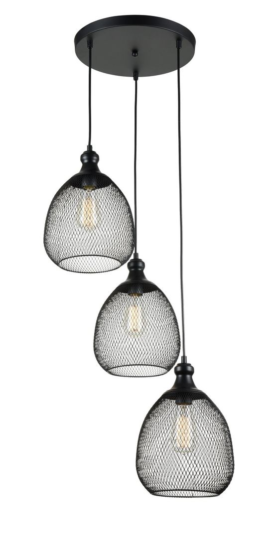 Závěsná lampa Maytoni Grille T018-03-B