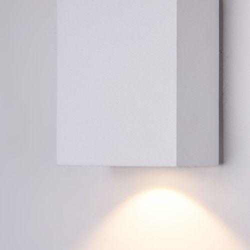 Venkovní nástěnná lampa Maytoni Times Square O581WL-L6W