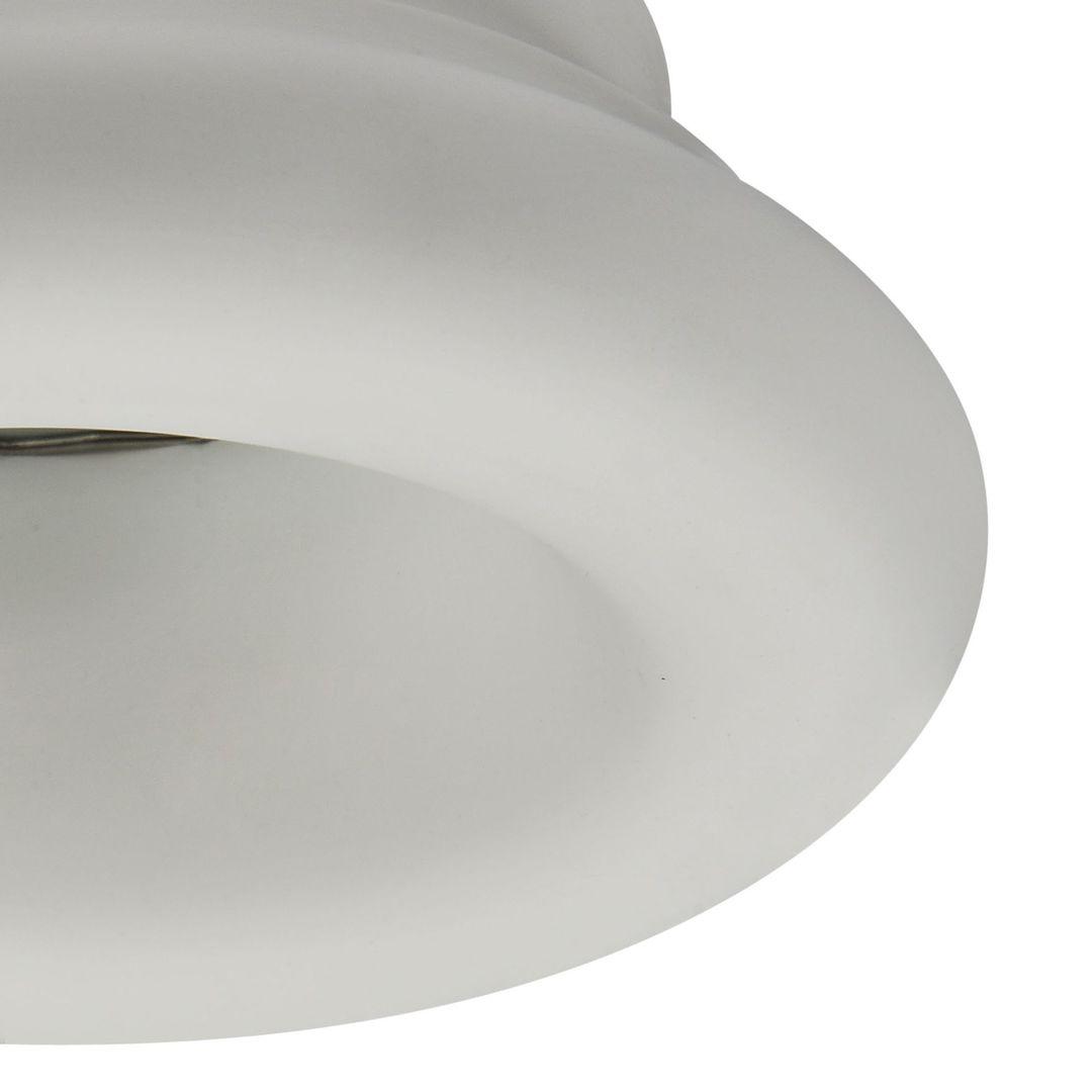 Zapuštěné stropní svítidlo Maytoni Gyps Moderní DL006-1-01-W