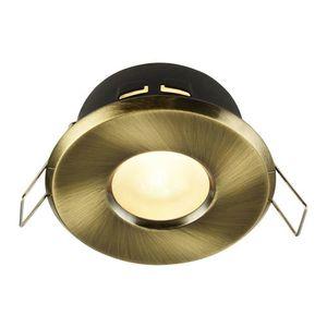 Zapuštěné stropní svítidlo Maytoni Metal Modern DL010-3-01-BZ small 1